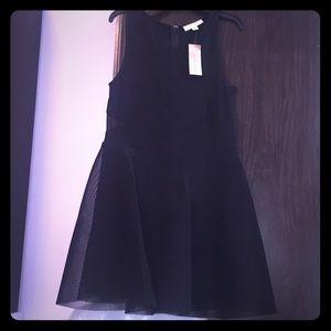 Nicki Minaj Black Mesh Party Dress. Size Large